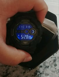 G-shock GD-100 Irondale, 35210