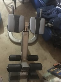 gray and black exercise equipment Sherwood Park, T8H 2K6