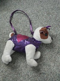 Puppy purse for little girl Potterville, 48876