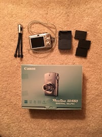 Canon Digital Camera with Case and Extras Wilmington, 19806