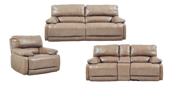 Wondrous Cindy Crawford Auburn Hills Sofa Loveseat And Recliner Caraccident5 Cool Chair Designs And Ideas Caraccident5Info