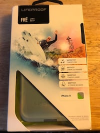 Iphone x lifeproof case brand new Milwaukee, 53221