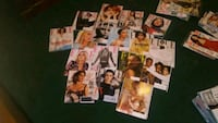Magazines (Elle, Cosmo, Shape, Self, Glamour, Red) 658 mi
