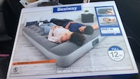 Air mattress full size 12inches  Pevely