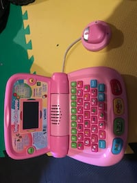 pink and white Vtech learning toy Vaughan, L4K 5W4