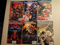 Wildstorm / DC comics Dreamwar complete set  Acton, L7J 1G5