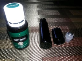 Peppermint Young Living Essential Oil rollerball