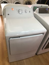 White GE Clothes Dryer Woodbridge, 22191