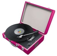 Pink Polaroid Bluetooth Turntable - Brand New in Unopened Box London