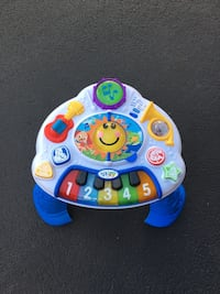 BABY EINSTEIN DISCOVERING MUSIC PIANO ACTIVITY TABLE Chicago, 60618