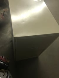 SMALL FILE CABINET 2 DRAWER
