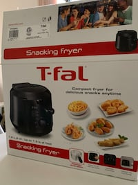 T-fal snacking fryer  Mississauga, L5M