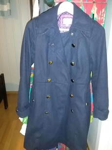 forever 21 jacket navy blue size S
