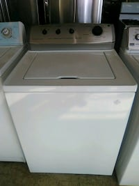 Used White Top Load Clothes Washer For Sale In Laredo Letgo