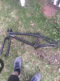 black bicycle frame Terrytown, 70056