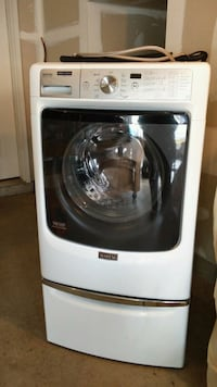 Maytag Front Loading Washer Dryer