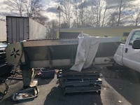 Down Easter stainless sander. No cab controls Harrisville, 02830