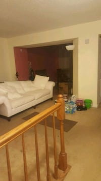 white and brown living room set Capitol Heights, 20743