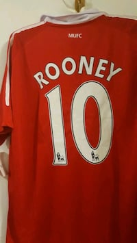 Manchester United Soccer Jersey Alexandria