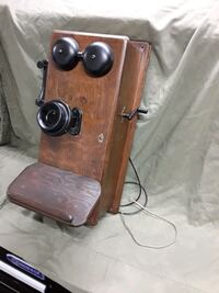 Antique Northern Electric wall phone Milton, L9T 3X7