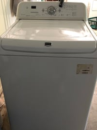 white top-load clothes washer Melbourne, 32935