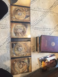 Return of the Ring box set - lord of the rings DVDs Washington, 20002