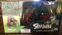 Spawn Cretch action figure pack