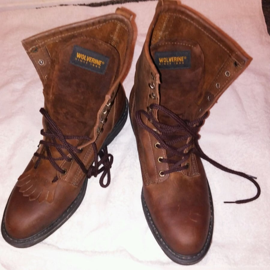 WOVERINE MENS BOOTS