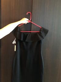 *Black* Babaton Emry dress - size 8 Vancouver, V5K 3B5