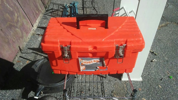 Used Homer Box Home Depot For Sale In West Covina Letgo