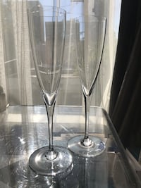 Baccarat Champagne Glasses Los Angeles, 90048