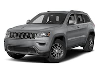 2017 JEEP GRAND CHEROKEE LIMITED Houston