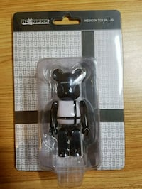 Bearbrick 100% Medicom Toy Plus Exclusive Toronto, M5T 1K5