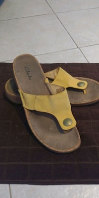 Shoes leather Clarks Newark, 19702