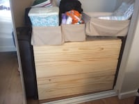 Brown Wooden Dresser Drawer Vancouver