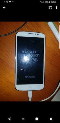 Alcatel one touch pop c7 en blanco Málaga, 29004