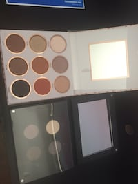 Two palettes never used