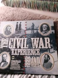 The civil war experience book Bloomington