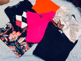 Woman's Lot of XL Tops~New!! Deal of the Day!!