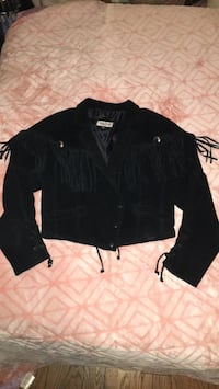 minnetonka    leather  jacket size Lg Brooksville, 34601