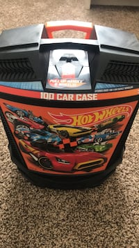 100 Car Case 'suitcase' Columbia, 21044