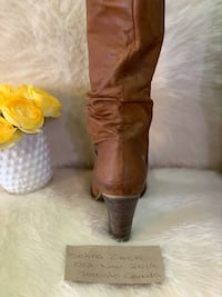 Leather Rugged Boots
