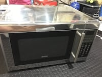 black and gray microwave oven Oakville
