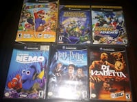 Nintendo Gamecube games, Mario Party 7 complete wi St. Albert, T8N 0A1