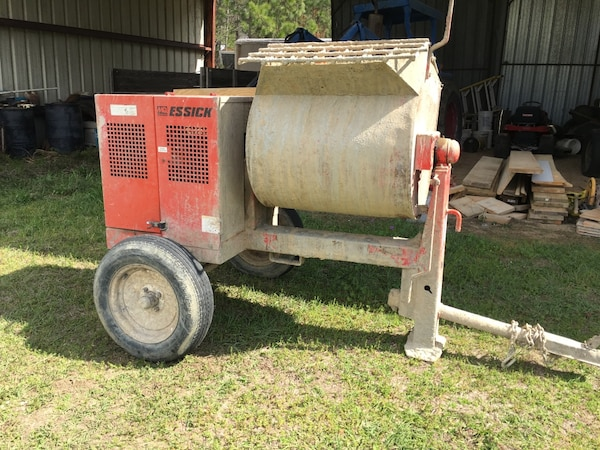 Mortar Mixer For Sale >> Used Essick Mortar Mixer For Sale In Dothan Letgo