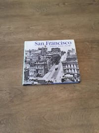 San Francisco: Then and Now. Photo book