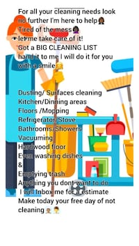 As clean as it gets house cleaning services  Milwaukee