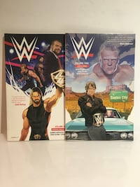 Wwe graphic novels Mississauga, L5B