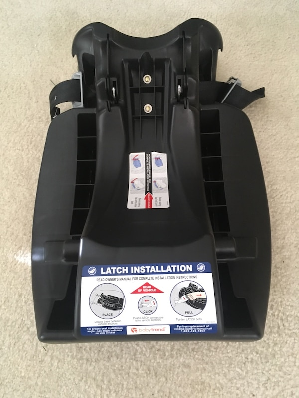 Baby Trends Car Seat Base