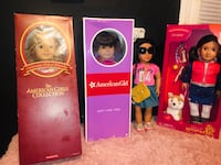 Huge lot American Girl and Our generation , some NIB Clifton, 07011